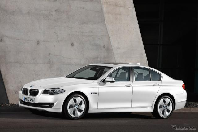 現行BMW 5シリーズセダン(参考画像)