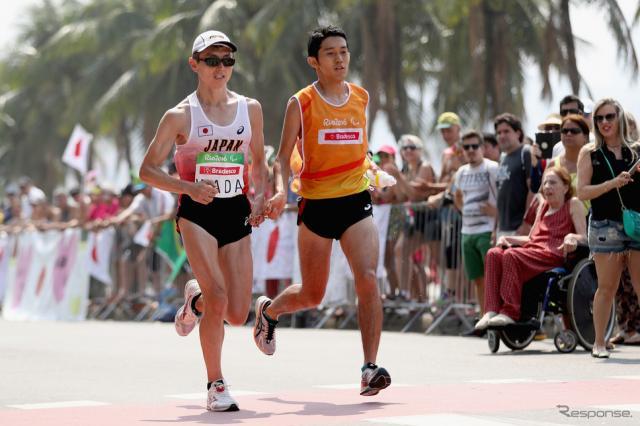 リオ・パラリンビック(2016年)、マラソン