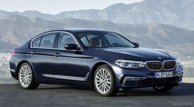 BMW 5シリーズ セダン 新型