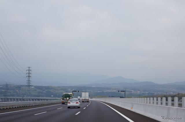 新東名(イメージ)