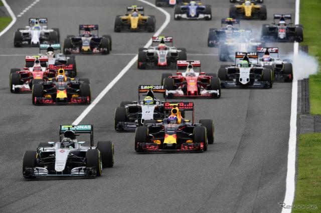F1(参考画像)(C)金子博