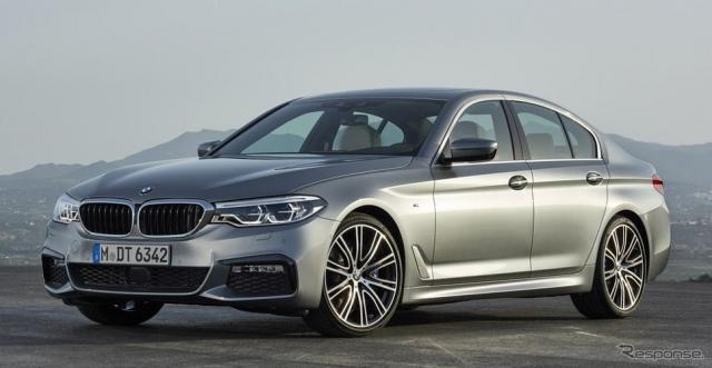 BMW 5 シリーズ セダン 新型のMスポーツ