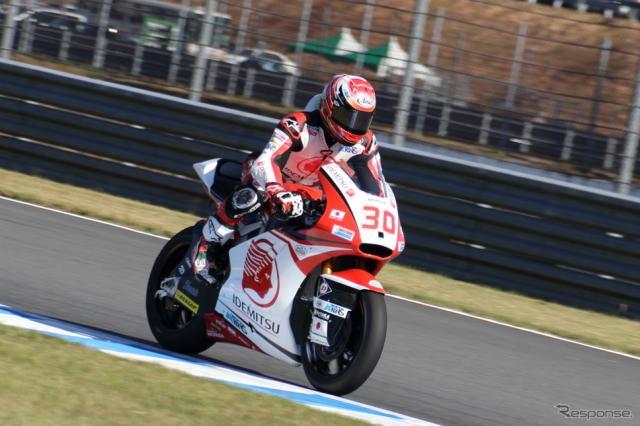 2016MotoGP日本GP Moto2クラス《撮影 吉田知弘》
