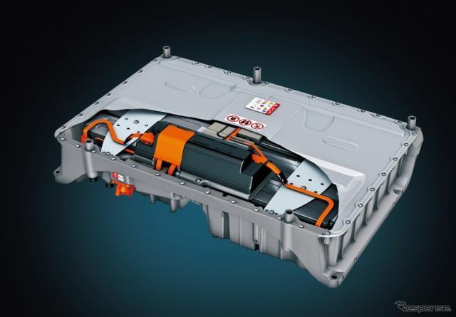 リチウムイオンバッテリーイメージ
