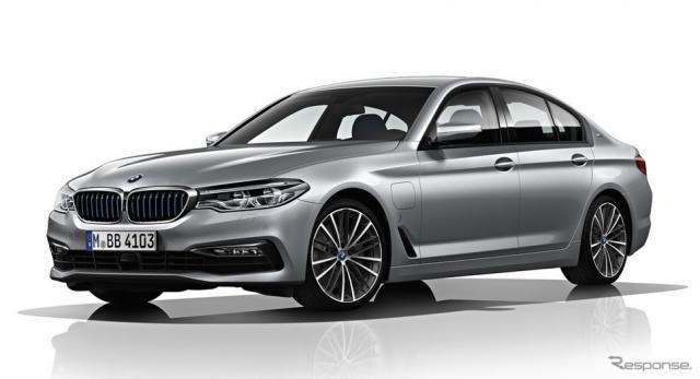 新型BMW 5シリーズ 530e iパフォーマンス