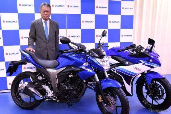 【スズキ GSX250R】中国では即900台売れた