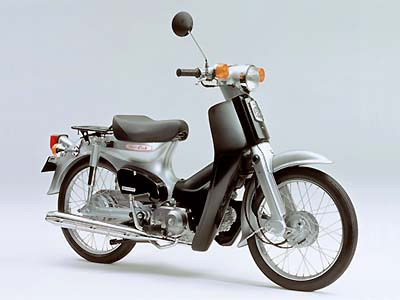ホンダ スーパーカブ50・ストリートのバイク ...