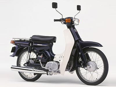 スズキ 2サイクル・バーディー50 スタンダードの画像