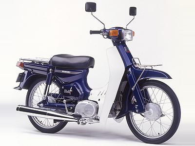 スズキ 2サイクル・バーディー50 デラックスの画像