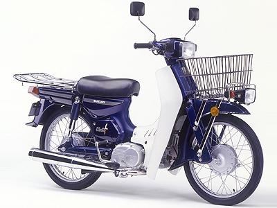 スズキ 2サイクル・バーディー50 新聞仕様の画像