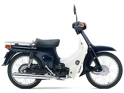 スズキ 4サイクルバーディー50 スタンダードの画像