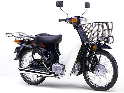 スズキ 4サイクルバーディー50 新聞仕様の画像