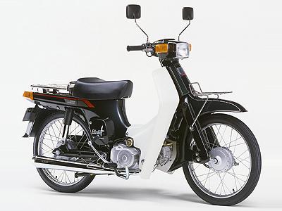 スズキ 4サイクルバーディー50 セル付の画像