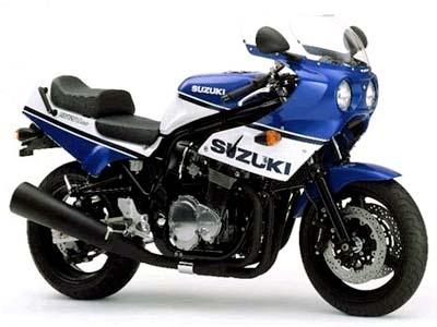 スズキ GS1200SSの画像