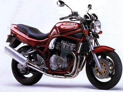 スズキ GSF750の画像