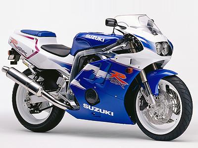 スズキ GSX-R400Rの画像