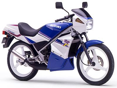 スズキ RG50Γの画像