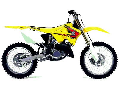 スズキ RM125の画像