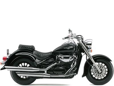 スズキ イントルーダークラシック400 キャストホイール仕様 ブラックエディションの画像