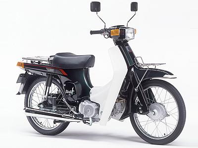 スズキ 4サイクルバーディー80 デラックスの画像