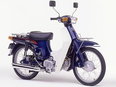スズキ 4サイクルバーディー80 デラックス・セル付の画像