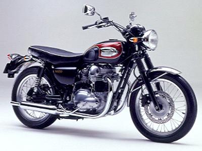 カワサキ W650の画像