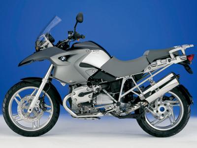 BMW R1200GS アクティブラインの画像