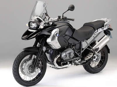 BMW R1200GS トリプル・ブラックの画像
