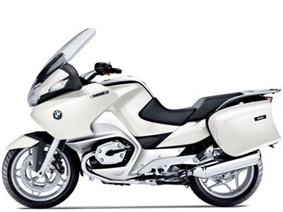BMW R1200RT アルピン・ホワイト ハイラインの画像