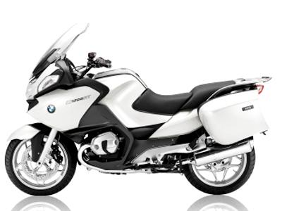 BMW R1200RT アルピン・ホワイトの画像