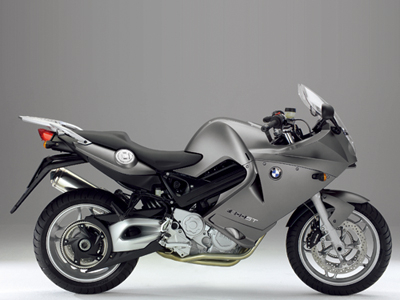 BMW F800ST アクティブラインの画像
