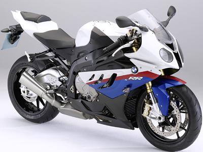 BMW S1000RR プレミアムラインの画像