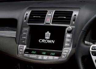 トヨタ クラウン ロイヤルサルーン (2010年2月モデル)