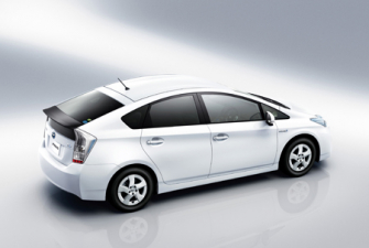 トヨタ プリウス Sツーリングセレクション (2009年5月モデル)