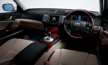 マークx 250g Lパッケージ トヨタ 2006年10月モデルのスペック・カタログ 10036585 Goo