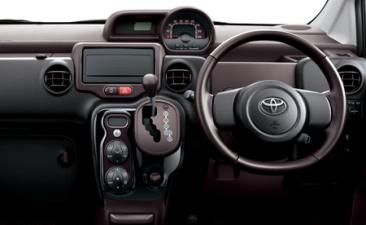 トヨタ スペイド G (2012年7月モデル)