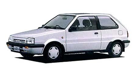 日産 マーチ ターボ (1989年1月モデル) 日産 マーチ ターボ (1989年1月モデル)