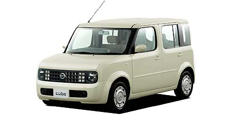 日産 キューブ EX (2004年4月モデル)