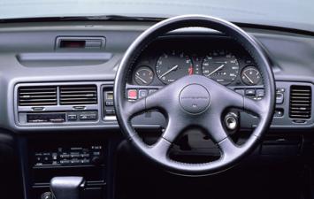 ホンダ インテグラ ESi (1991年10月モ... 1 / 1991年10月モデルのカタログ