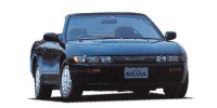 日産 シルビア 1988年7月モデル