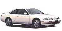 日産 シルビア 1993年10月モデル