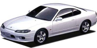 日産 シルビア 2000年10月モデル