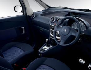 プジョー 1007 1.4 (2006年3月モデル)