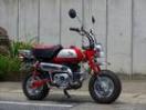 ホンダ モンキー 2009 PGM-FIモデルの画像