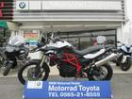 BMW F800GS 赤フレームの画像