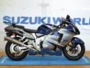 スズキ GSX1300Rハヤブサ 海外モデル ブルーの画像