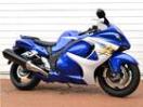 スズキ GSX1300Rハヤブサ 海外モデルフルパワー スズキワールド認定モデルの画像