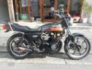 カワサキ Z550FX 400cc登録車の画像