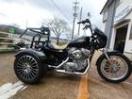 トライク XL883L車椅子用 トライクの画像