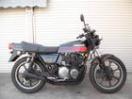 カワサキ Z550FX  400cc登録 E4カラーの画像